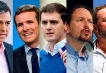 Spanish Election