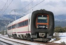 Spanish Rail Network Winners Renfe Trains