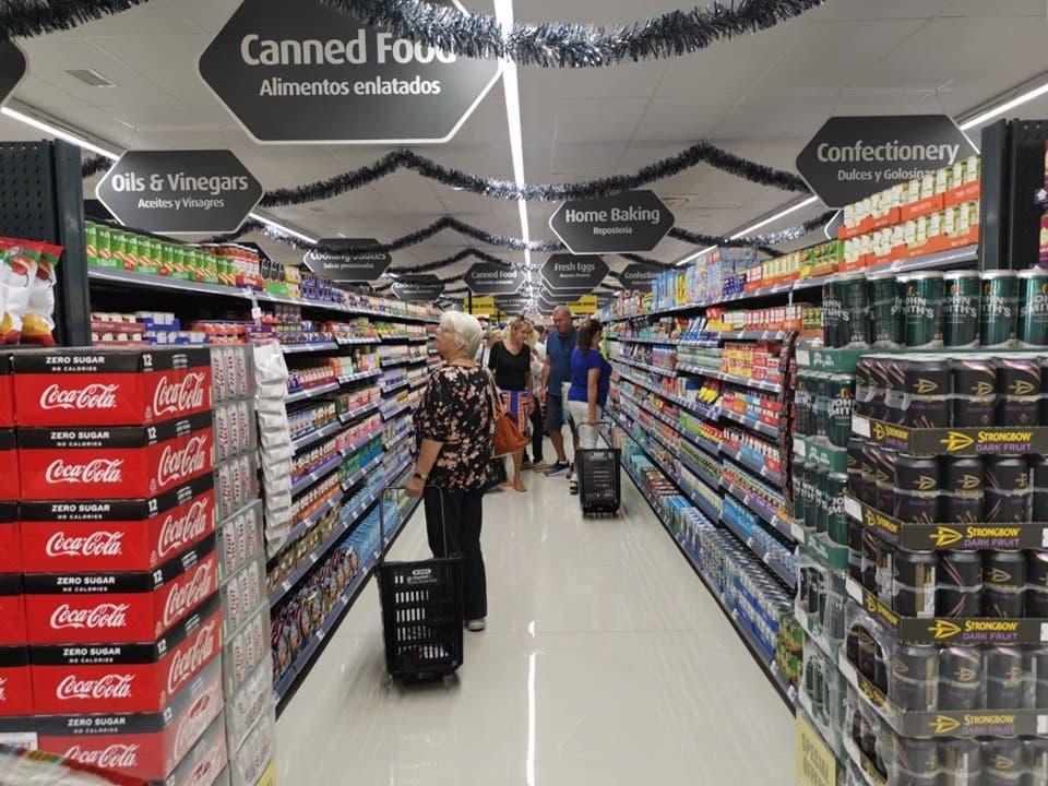 Tesco Expat Supermarket A