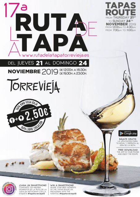 Torre Tapas Brochure