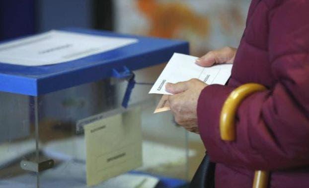 Woman Dies Before Voting In Spains Ge