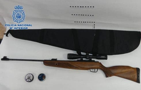 Man who shot at passers-by with shotgun from his house is arrested in Spain's Andalucia