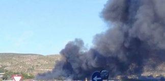 Alicante Fire