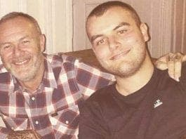 Luke With Dad Del