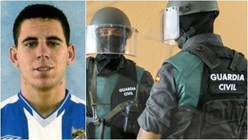 Ex-Malaga FC footballer arrested in Estepona accused of being ringleader of drug trafficking operation on Spain's Costa del Sol as one TONNE of hashish and guns seized and 19 others cuffed