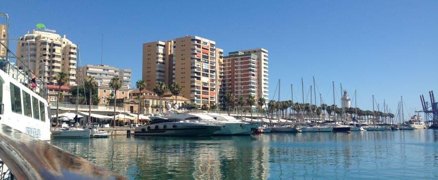 Port Malaga Spain Wollak Photo 2