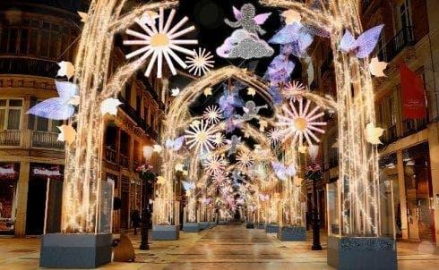 Xmas Lights Malaga