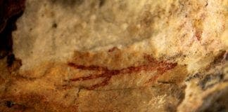 Cave Paintings Extremadura