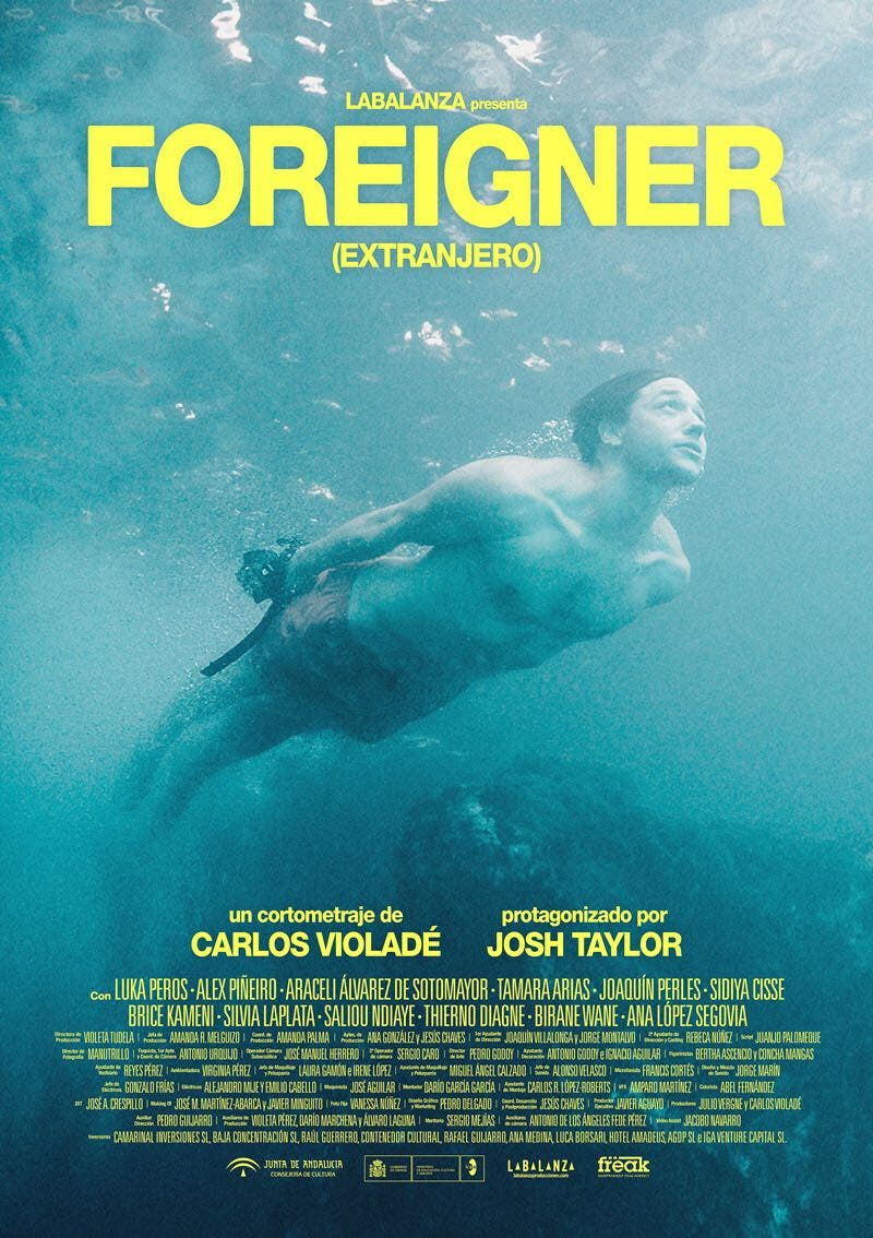 Foreigner New