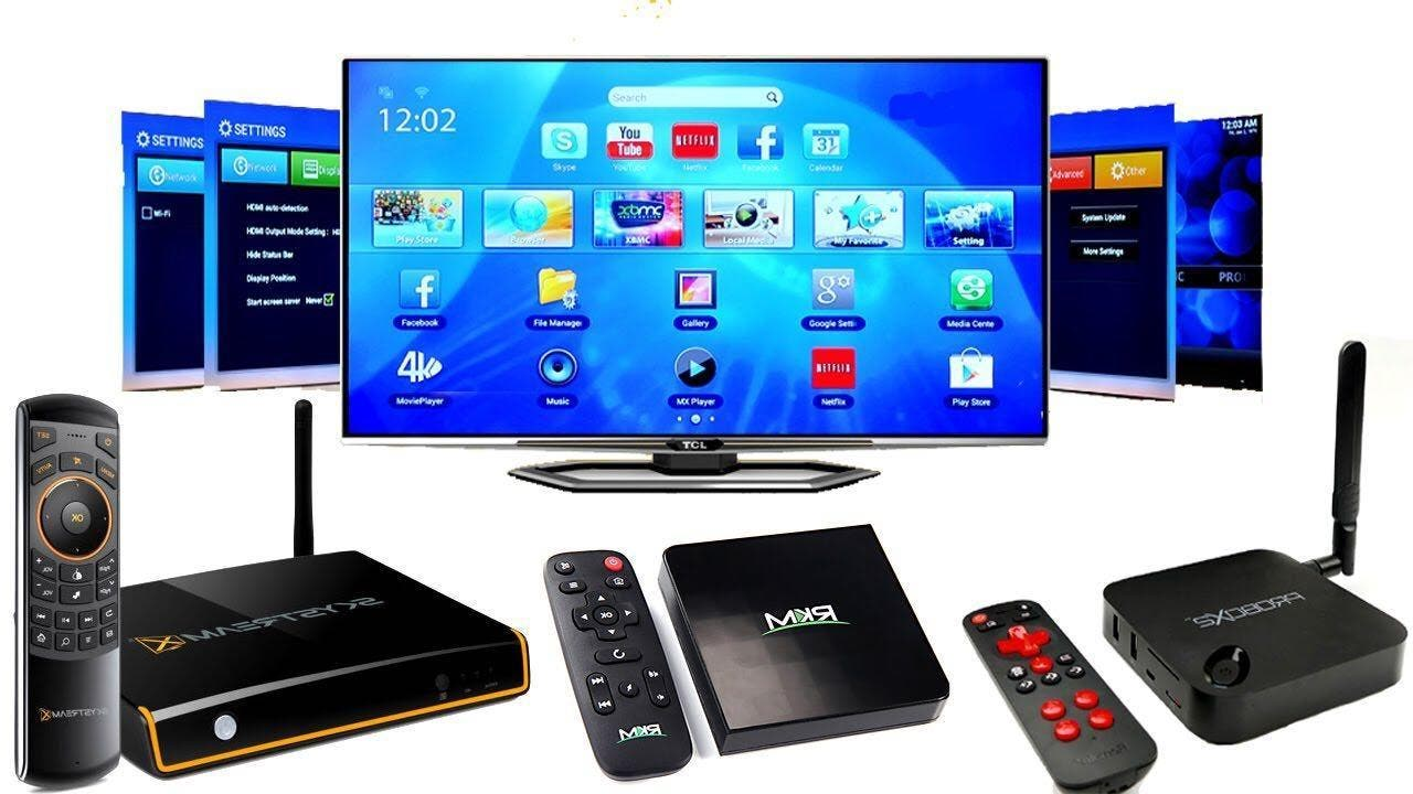 Android Boxes for IPTV - Olive Press News Spain