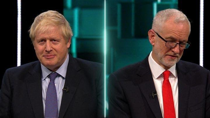 Johnson Corbyn