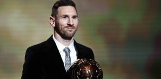 Messi Ballon Dor