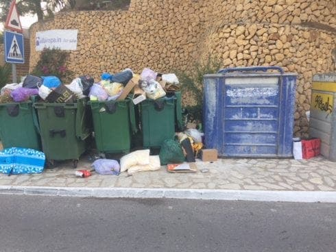 Residents Pay Millions In Altea Bins