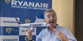 Ryanair O Leary