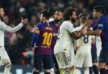 Barca Madrid