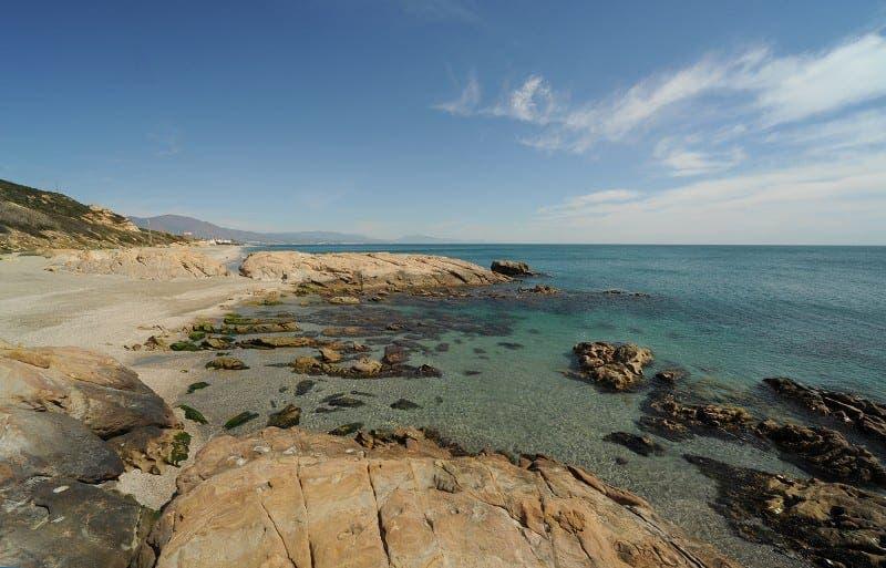 Chullera Manilva Playa
