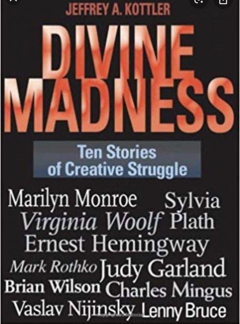 Creative Madness Book Google Search