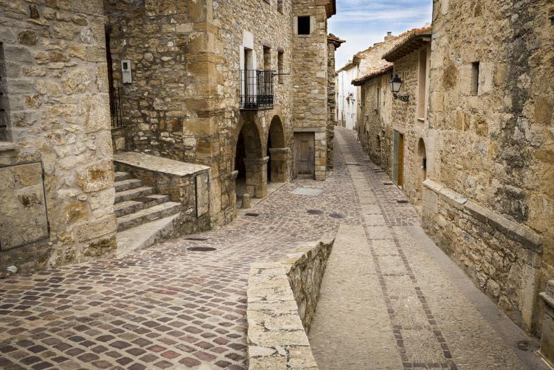 Culla Castellon