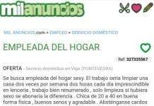 Empleada K5cg U90919607774zyc 624x450 Las Provincias