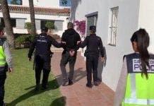 Georgian Arrested