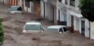 Huelva Flood