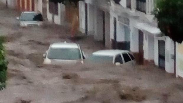 Huelva Flood