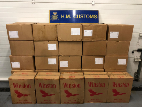 Customs officers attacked as they halt illegal tobacco smuggling in Gibraltar waters this morning