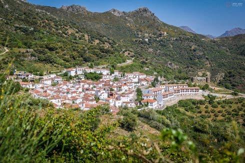 Benadalid Valle Del Genal