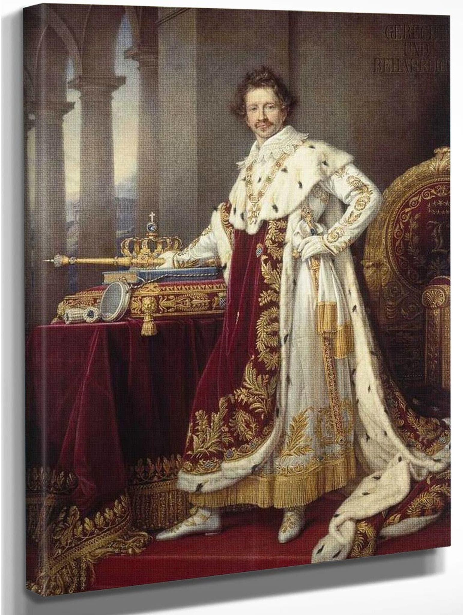 King Ludwig 1