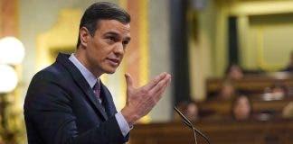 Pedro Sanchez 2020