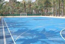 Polideportivo Municipal El Palmeral