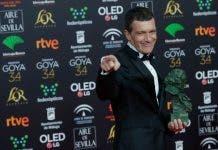 Goya Awards Malaga Spain 26 Jan 2020