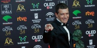 Goya Awards Malaga Spain 26 Jan 2020