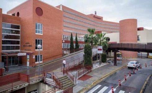 Arrixaca Hospital