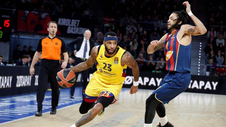 Basketball Epic All Spanish Clash Between Baskonia And Barcelona Ends 76 74 To Close Off First Round Of Euroleague Olive Press News Spain