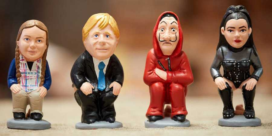 Caganers New