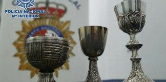 Chalice Robbery