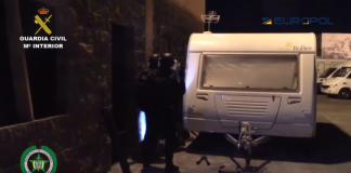 Cocaine Caravan Caught In Canaries