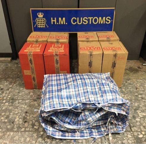 Customs Tobacco 2