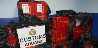 Customs Tobacco