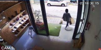 Dildo Theft