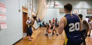 Dimitris Basketball