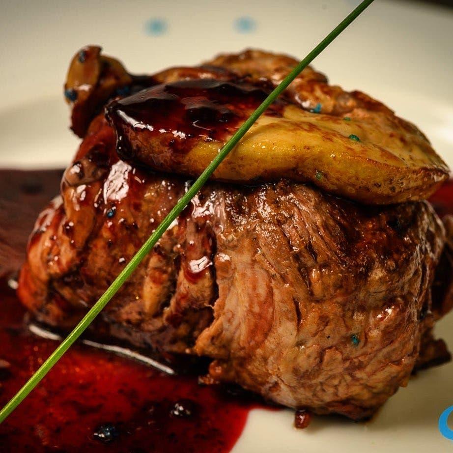 La Rosa Steak