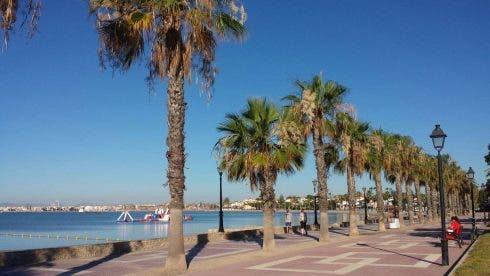 Los Alcazares Beach