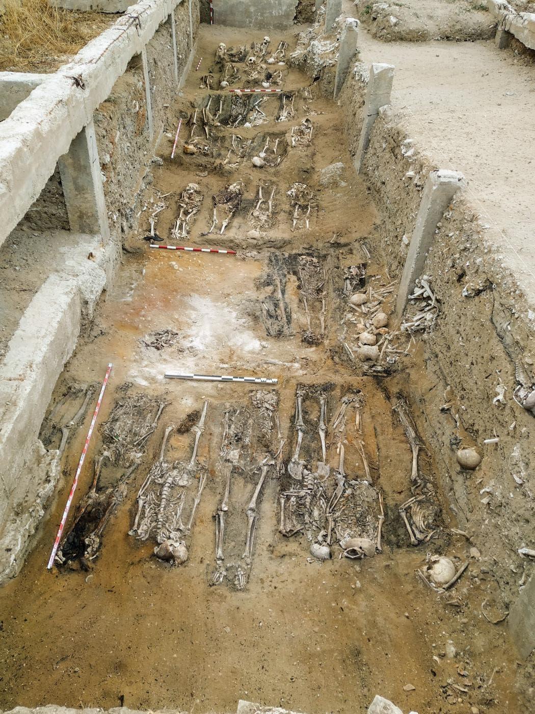 Mass Grave 3