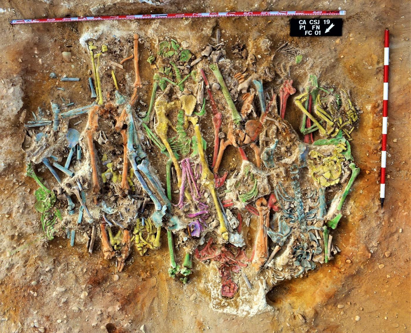 Mass Grave 5
