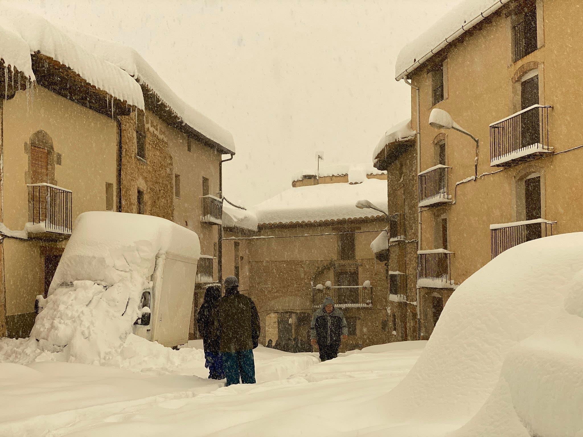 Snow Teruel 4