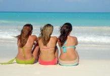 Sunbathing Women