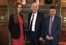20200226 Embargoed Sir Lindsay Hoyle Mp Is Appointed Chancellor Of The University Of Gibraltar