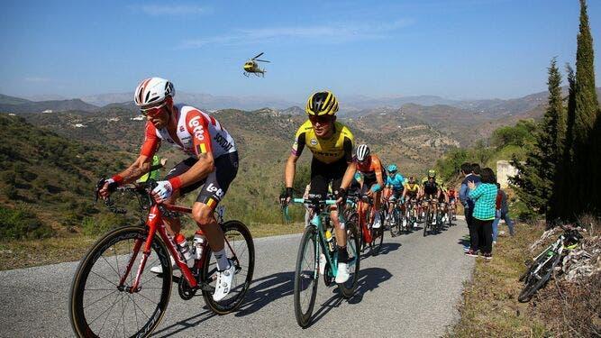Etapa Vuelta Andalucia Alhaurin Torre_1397570513_110680101_667x375
